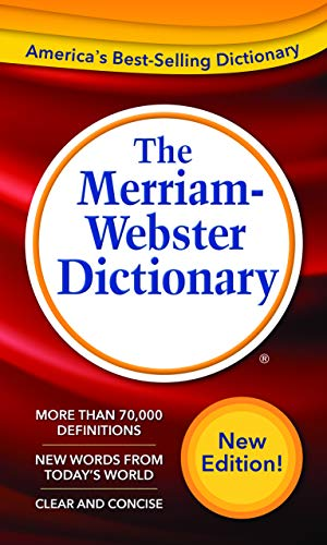 9780877792956: The Merriam-Webster Dictionary New Edition (c) 2016