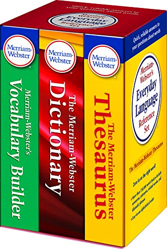 9780877793328: Merriam-Webster's Everyday Language Reference Set