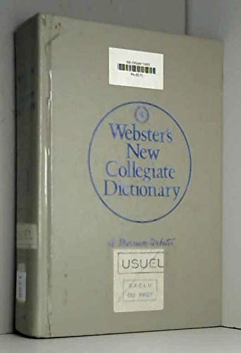 an overview of websters collegiate dictionary and 20th century philosophical movement The dictionary by merriam-webster is america's most trusted online dictionary for english word definitions, meanings, and pronunciation #wordsmatter.