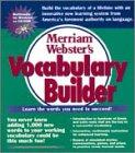 9780877794585: Merriam Webster's Vocabulary Builder