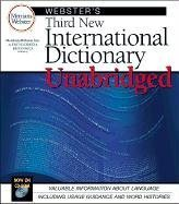 9780877794684: Webster's Third New International Dictionary Unabridged on CD-ROM