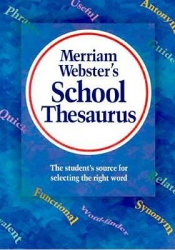 Merriam-Webster's Pocket Dictionary (Pocket Reference Library): Merriam-Webster