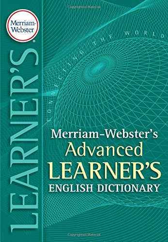 9780877795506: Merriam-Webster's Advanced Learner's English Dictionary