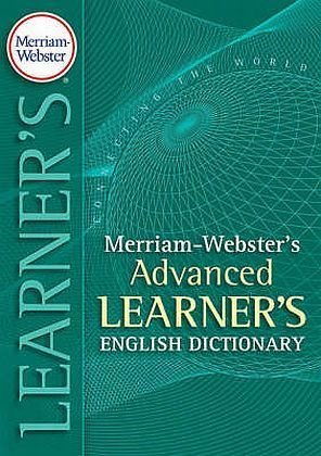 9780877795513: Merriam-Webster's Advanced Learner's English Dictionary