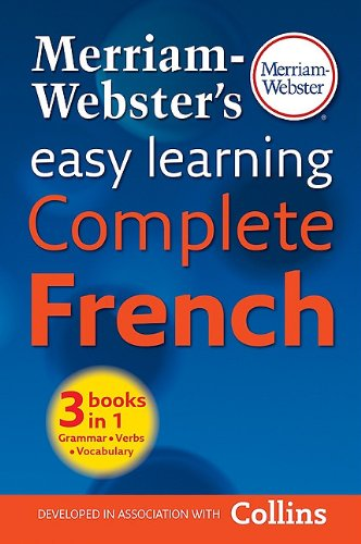 9780877795667: Merriam-Webster's Easy Learning Complete French (English and French Edition)