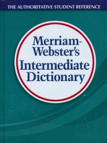 9780877795797: Merriam-Webster's Intermediate Dictionary