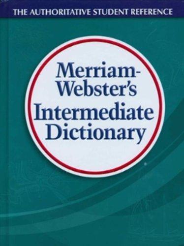 9780877795797: Merriam Webster 79 Merriam-webster's intermediate dictionary, hardcover, revised edition