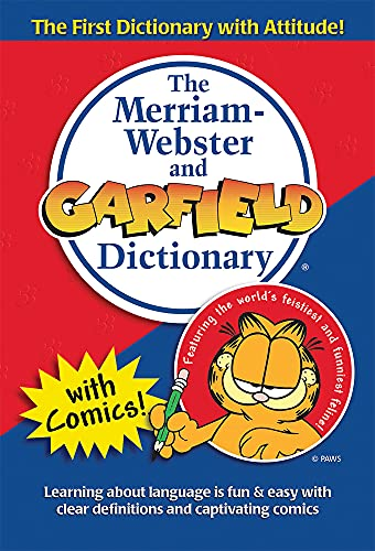 9780877796268: The Merriam-Webster and Garfield Dictionary