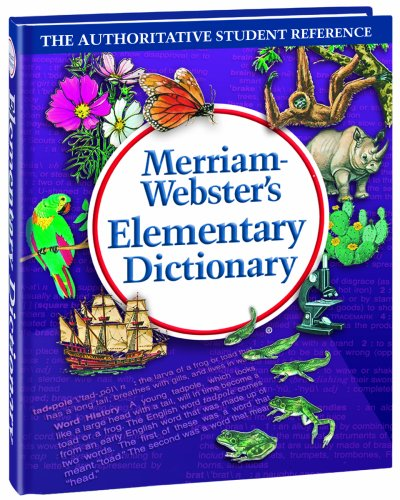 9780877796305: Merriam-Webster's Elementary Dictionary