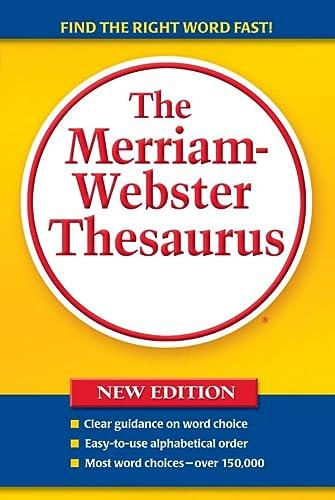 9780877796374: Merriam Webster Thesaurus