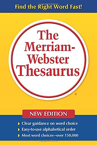9780877796374: The Merriam-Webster Thesaurus
