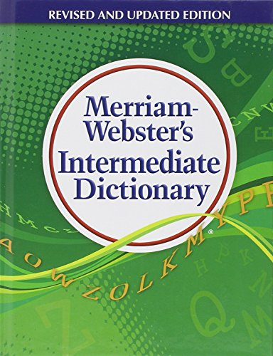 9780877796794: Merriam-Webster's Intermediate Dictionary