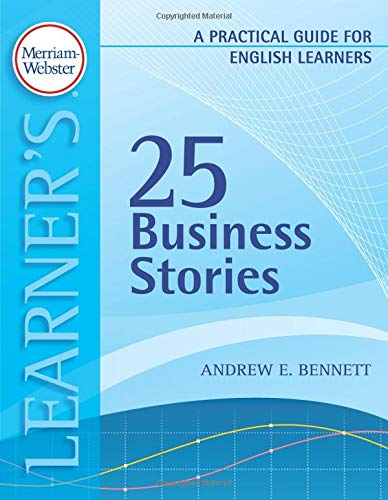9780877796831: 25 Business Stories: A Practical Guide for English Learners