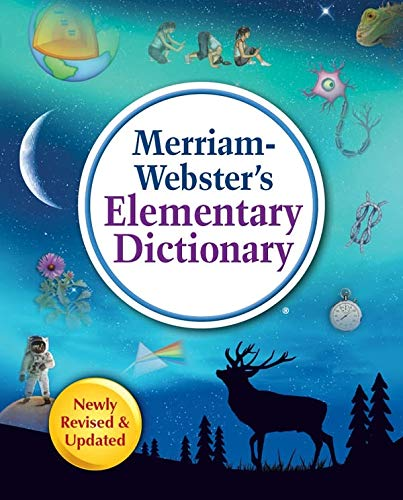 9780877797456: Merriam-Webster's Elementary Dictionary
