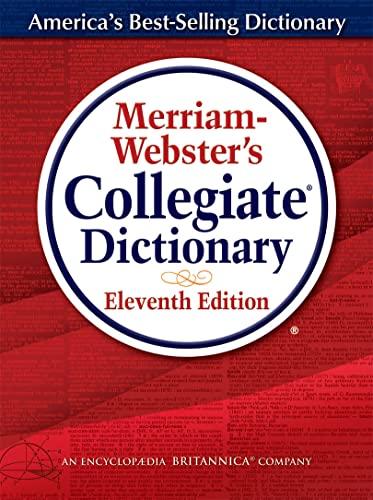 9780877798095: Merriam-Webster's Collegiate Dictionary