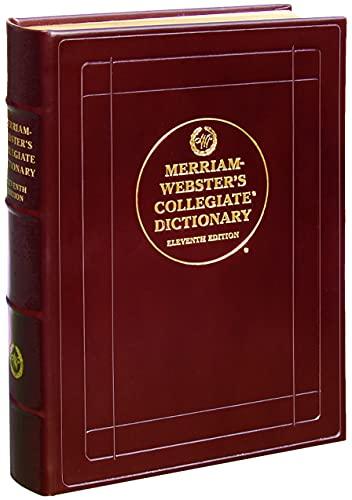 9780877798118: Merriam-Webster's Collegiate Dictionary