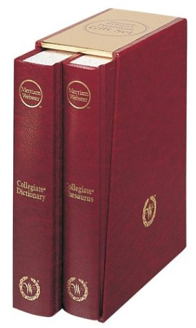 9780877798125: Merriam-Webster's Premium Gift Set with CD-ROM