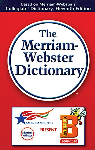 9780877798439: The Merriam-Webster Dictionary