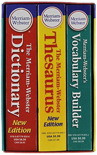 9780877798750: Merriam-Webster's Everyday Language Reference Set