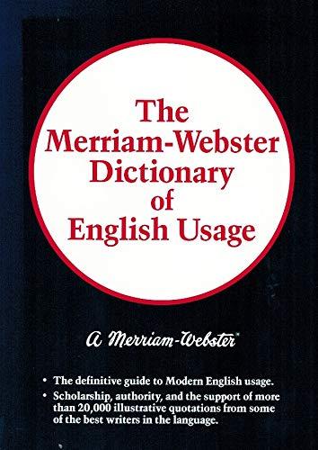 9780877799009: Merriam-Webster Dictionary