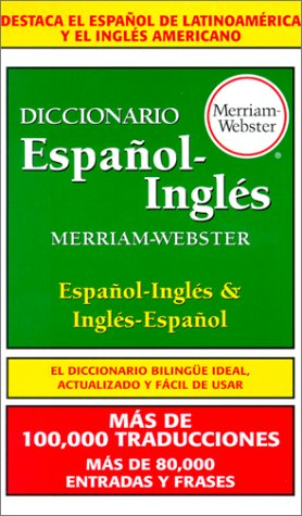 9780877799207: Diccionario Espanol-Ingles, Merriam-Webster