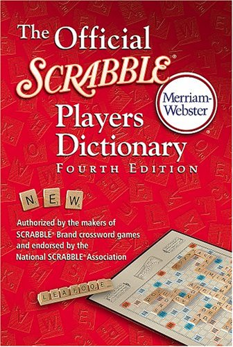 9780877799290: The Official Scrabble Players Dictionary