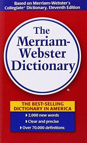 9780877799306: The Merriam-Webster Dictionary