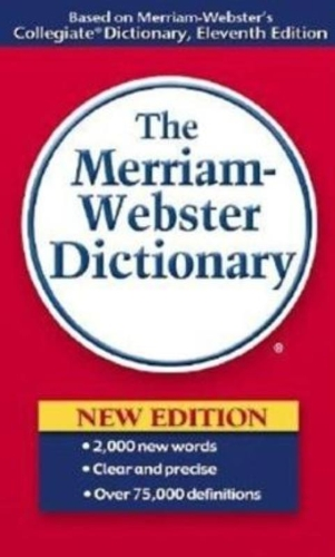9780877799313: Merriam Webster Dictionary