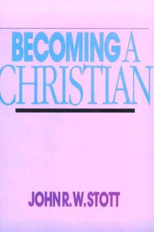 9780877841005: Becoming a Christian (IVP Booklets)