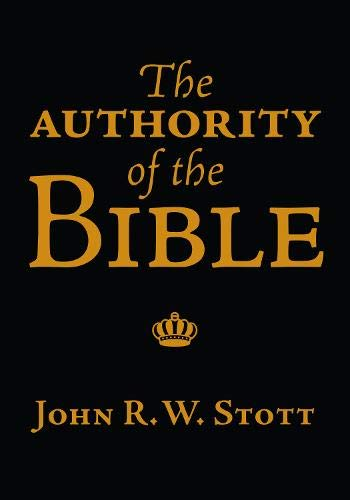 9780877841470: The Authority of the Bible