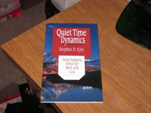 9780877842248: Quiet Time Dynamics: What Happens When We Meet With God (Pathfinder Pamphlets)
