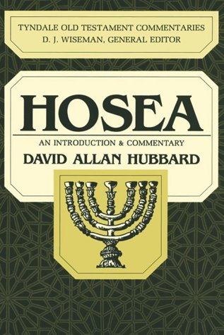9780877842484: Hosea: An Introduction and Commentary (Tyndale Old Testament Commentaries)