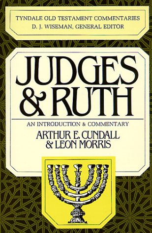 9780877842576: Judges & Ruth (The Tyndale Old Testament Commentary Series)