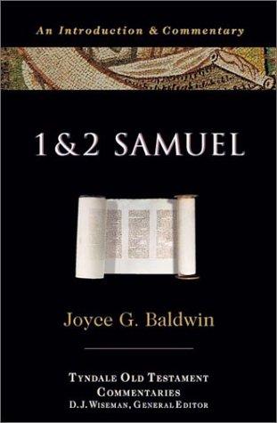 1 And 2 Samuel: An Introduction and: Baldwin, Joyce G.