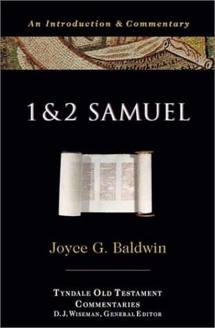 9780877842583: 1 And 2 Samuel: An Introduction and Commentary (Tyndale Old Testament Commentaries)