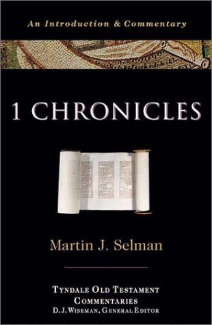 9780877842606: 1 Chronicles: An Introduction and Commentary (The Tyndale Old Testament Commentaries)