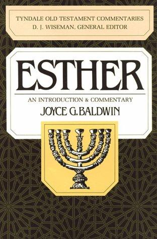 Esther: Joyce G. Baldwin