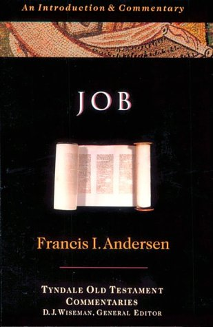 9780877842637: Job (Tyndale Old Testament Commentary Series)