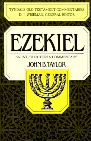 9780877842729: Ezekiel (The Tyndale Old Testament Commentary Series)
