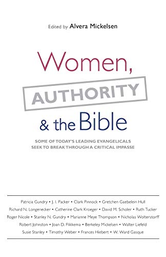 9780877846086: Women, Authority & the Bible