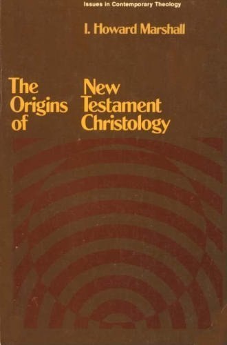 9780877847182: The Origins of New Testament Christology