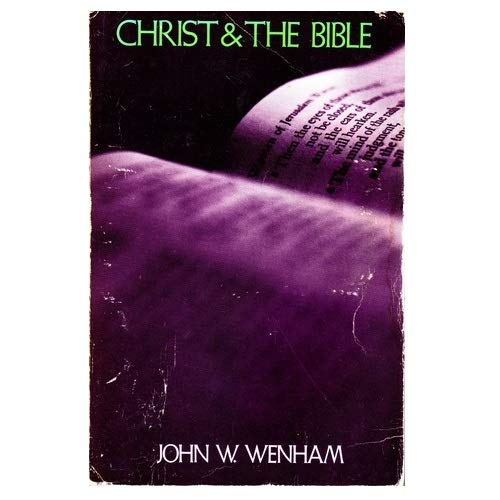 9780877847601: Christ & the Bible