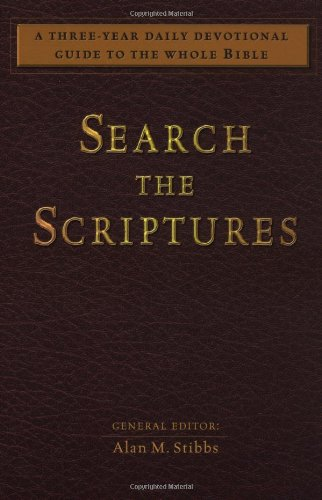 9780877848561: Search the Scriptures: A Three-Year Daily Devotional Guide to the Whole Bible