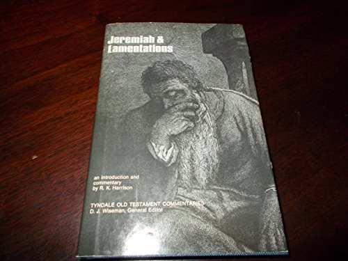 9780877848646: Jeremiah and Lamentations (Tyndale Old Testament Commentaries)