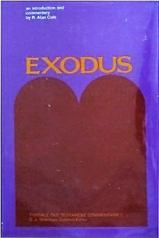 9780877848653: Exodus: An Introduction and Commentary (Tyndale Old Testament Commentaries)