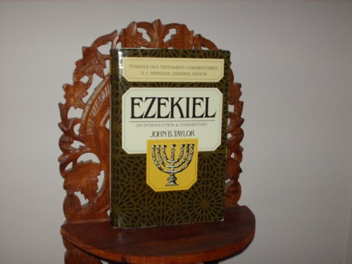 9780877848844: Ezekiel (Tyndale Old Testament Commentaries)