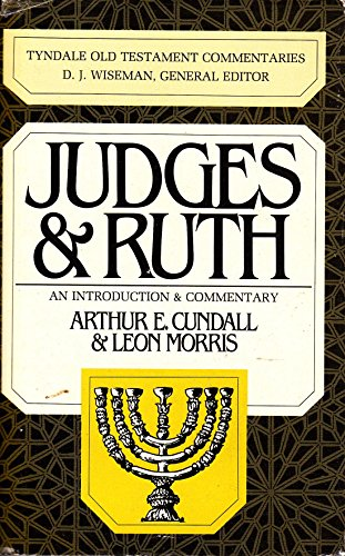 9780877848967: Judges and Ruth (Tyndale Old Testament Commentaries)