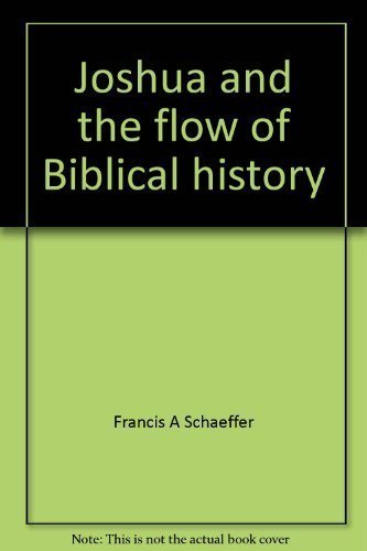 9780877849582: Joshua and the flow of Biblical history
