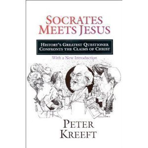 Socrates Meets Jesus (0877849994) by Peter Kreeft