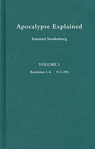 APOCALYPSE EXPLAINED 1 (REDESIGNED STANDARD EDITION): EMANUEL SWEDENBORG